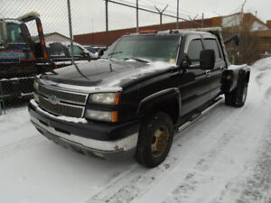 2006 CHEVROLET K3500..TOW TRUCK..4WD