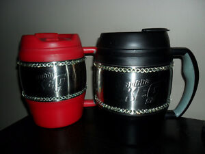 Large 52 oz Bubba with Bling! Red OR Black