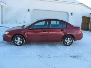 2006 Saturn ION 150,000km, Winter/Summer Tires &Rims