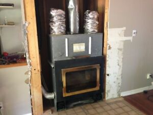 Fire place for home or garage or cottage