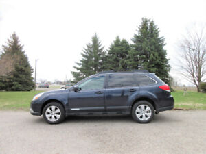 2012 Subaru Outback 2.5 Premium- ONE OWNER SINCE NEW!! CERTIFIED