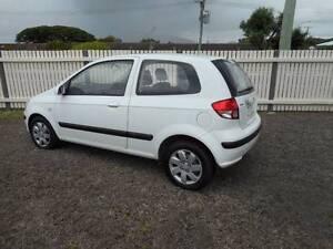 2005 Hyundai Getz Hatchback -automatic Gulliver Townsville City Preview