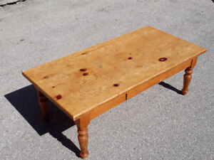 Coffee Table - for the Rec Room