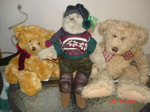 RUSS STUFFED ANIMALS