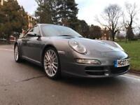 2007 Porsche 911 S 2dr Tiptronic S 2 door Coupe