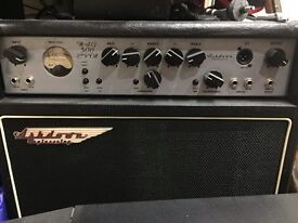 "Ashdown MAG 300 Bass Amplifier with 15"" speaker."