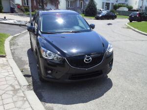 Mazda Cx5 2015 - bas Kilometrage - MAGS Ruffino - Bose - Cuir