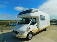 Laika Kreos 3004 Mercedes-Benz 316 2.7 cdi Automatic 5 Berth Motorhome For Sale
