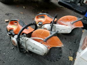 Selling my STIHL SAWS FOR $500 each