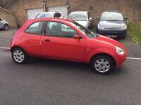 Ford KA style, 2008, 1.3 petrol, 76000 miles, April mot, £895