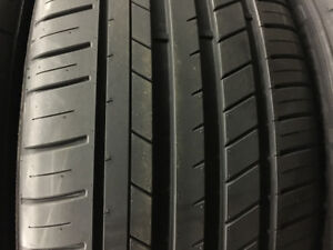 Summer tires 205/45r17,215/45r17 or 205/50r17 new !!