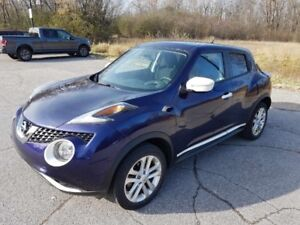 Nissan Juke SV 2015 with only 29K Mint