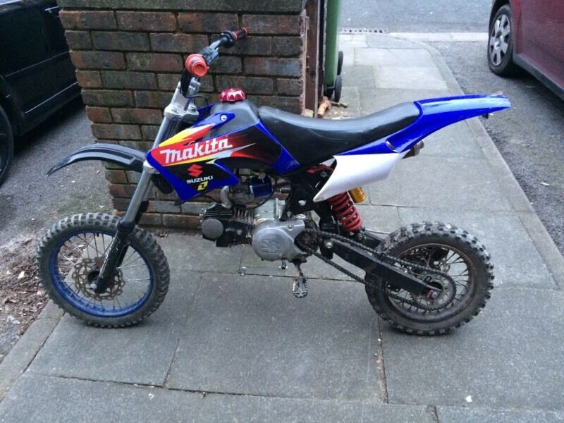 Akuma Assassin 110cc Pit Bike In South East London London Gumtree