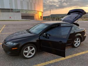 """Mazda 6 2006 hatchback """"as is"""""""