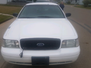 2006 crown victoria (old police cruiser)