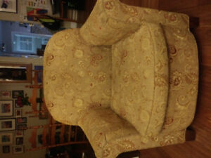 FREE DELIVERY Two identical accent chairs