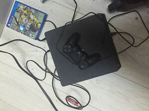 PlayStation 4 with FIFA 17 Kitchener / Waterloo Kitchener Area image 1