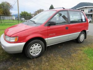 SOLD 1993 Plymouth Colt Summit Wagon AWD Good Cond. SOLD