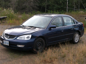 2003 Acura 1.7EL