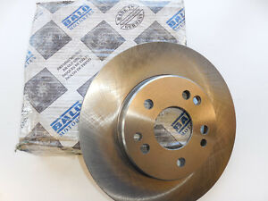 Mercedes 260E 300D 560SL 1986-1993 Brake Disc 1244212712