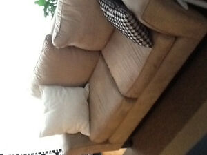 Gorgeous sofa and love seat