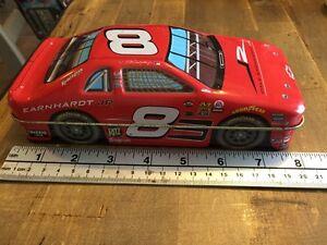 Dale Earnhardt Jr. Small Car Tin