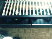 Ikea bed frame with 4 drawyers