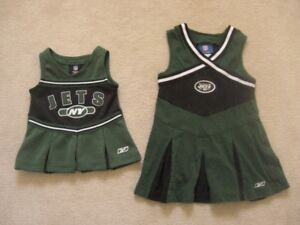 New York Jets Baby And Toddler Dress Great Condition Smoke Free