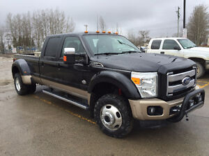 2012 Ford F-450 King Ranch Pickup Truck