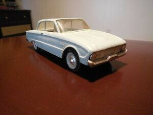 Vintage 1960 Ford Falcon Dealer Promotional Model Car London Ontario image 1