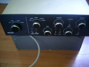 PHILIPS VINTAGE PREAMP