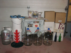 Wine and/or Beer Making Kit