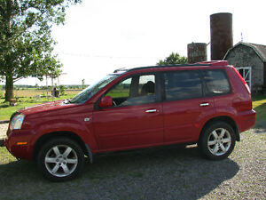 2006 Nissan X-trail LE(luxury edition) SUV, Crossover