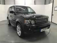 Land Rover Range Rover Sport 3.0 SDV6 HSE Black Edition 5dr Auto