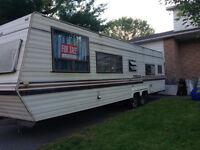 32 FT  Corsair Trailer - Very well maintained- $2800  !!!