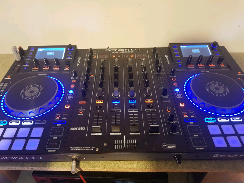 Denon MCX8000 & Gorilla Stand | in Shotts, North Lanarkshire | Gumtree
