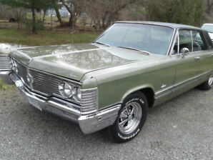 1968 CHRYSLER  IMPERIAL  440