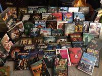 Job lot of 56 DVD's
