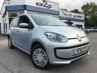 2013 Volkswagen UP MOVE UP Automatic Hatchback
