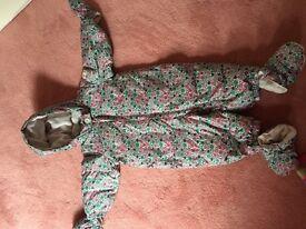 GAP snowsuit for girl