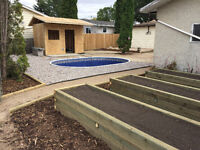 PRECISION SERVICES - Landscaping, Decks, Fences and More