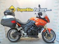 2009 09 TRIUMPH TIGER 1050 1050 ABS