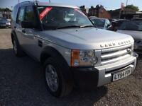 2005 LAND ROVER DISCOVERY 2.5 Td5 GS 7 SEATER AUTO DIESEL HUGE SERVICE HISTORY