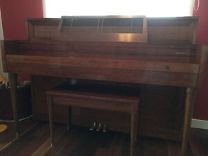 Heintzman Upright Grand Piano (1965)