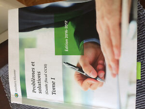 Guide fiscal cch tome 1 2016-2017