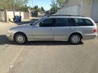 2001 Mercedes-Benz E-Class 320 Fully Loaded Wagon
