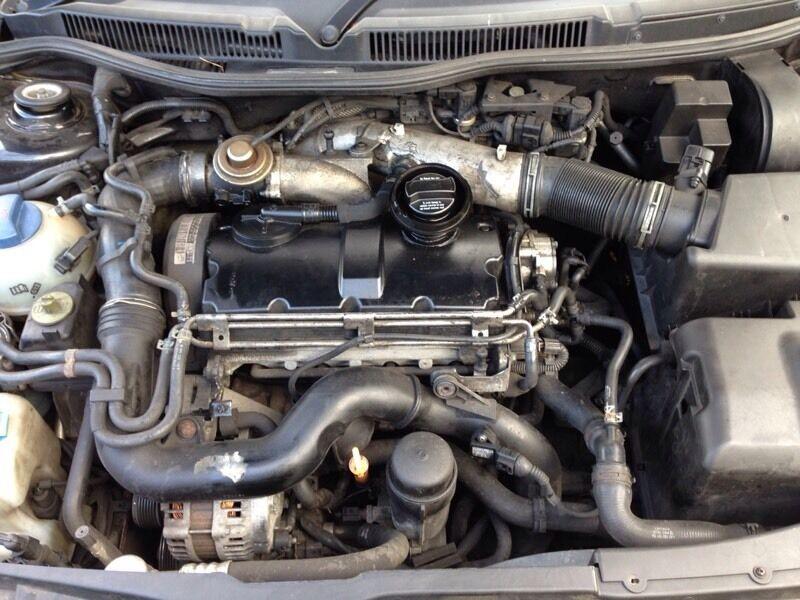 Volkswagen Golf Mk4 Pd150 Engine Package Arl 150bhp 6