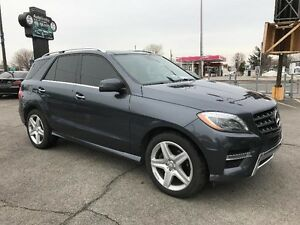 Mercedes-Benz M-Class ML350 BlueTEC-SPORT&PREMIUM PACKAGE-NAVIGA