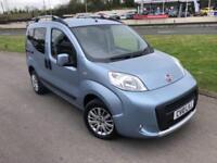 2010 Fiat Qubo 1.3 Multijet 16v Trekking - FSH - New MOT - Only 30000 Miles