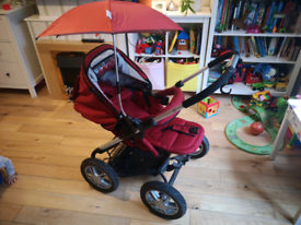 Mutsy Urban Rider perfect condition pushchair